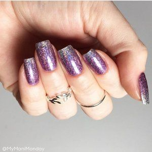 Jamberry Retired Exclusive Holographic Nail Wraps